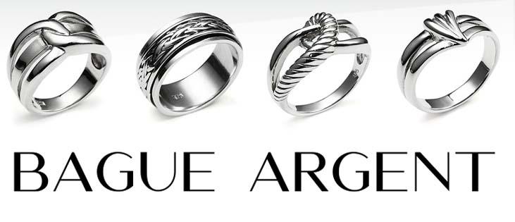 Bague Argent 925