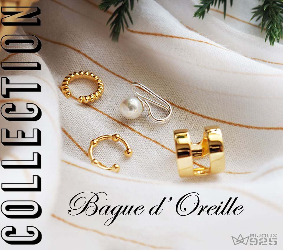 Bague Oreille Argent