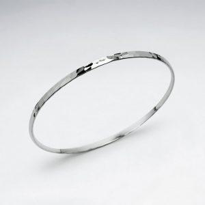 Bracelet Jonc Martelé
